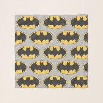 Batman Symbol | Oval Logo 2 Scarf