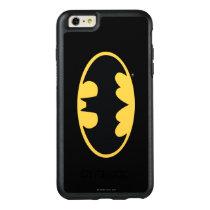 Batman Symbol | Oval Logo 3 OtterBox iPhone 6/6s Plus Case