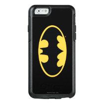 Batman Symbol | Oval Logo 3 OtterBox iPhone 6/6s Case