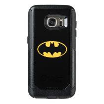 Batman Symbol | Oval Logo 3 OtterBox Samsung Galaxy S7 Case