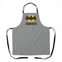 Batman Symbol | Oval Logo 4 Apron