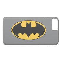 Batman Symbol | Oval Logo 4 iPhone 8 Plus/7 Plus Case