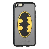 Batman Symbol | Oval Logo 4 OtterBox iPhone 6/6s Plus Case