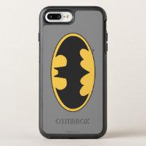 Batman Symbol | Oval Logo 4 OtterBox Symmetry iPhone 8 Plus/7 Plus Case