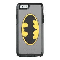 Batman Symbol | Oval Logo 4 OtterBox iPhone 6/6s Case