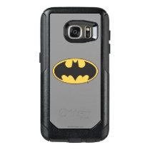 Batman Symbol | Oval Logo 4 OtterBox Samsung Galaxy S7 Case