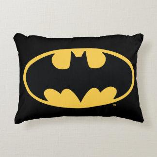 Batman Symbol | Oval Logo Accent Pillow