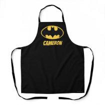 Batman Symbol | Oval Logo Apron