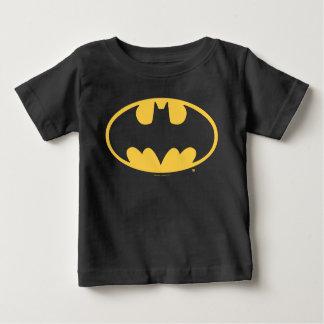 Batman Symbol   Oval Logo Baby T-Shirt