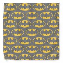 Batman Symbol | Oval Logo Bandana