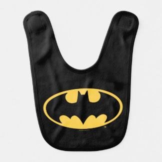 Batman Symbol | Oval Logo Bib