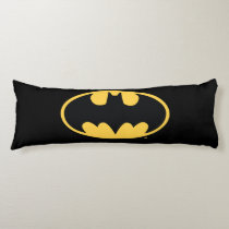 Batman Symbol | Oval Logo Body Pillow