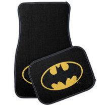 Batman Symbol | Oval Logo Car Mat