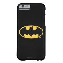 Batman Symbol | Oval Logo Barely There iPhone 6 Case
