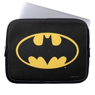 Batman Symbol | Oval Logo Computer Sleeve