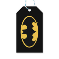 Batman Symbol | Oval Logo Gift Tags