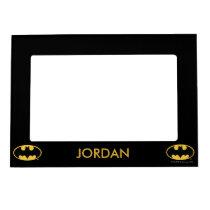 Batman Symbol | Oval Logo Magnetic Photo Frame