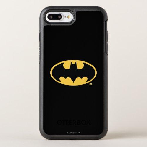 Batman Symbol | Oval Logo Phone Case