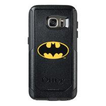 Batman Symbol | Oval Logo OtterBox Samsung Galaxy S7 Case