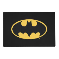 Batman Symbol | Oval Logo Placemat
