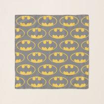 Batman Symbol | Oval Logo Scarf