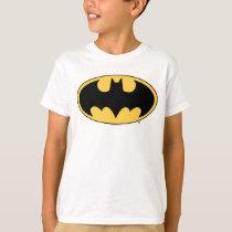 Batman Symbol | Oval Logo T-Shirt
