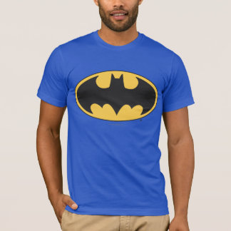 Batman Symbol   Oval Logo T-Shirt