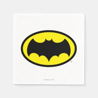 Batman Symbol Paper Napkin