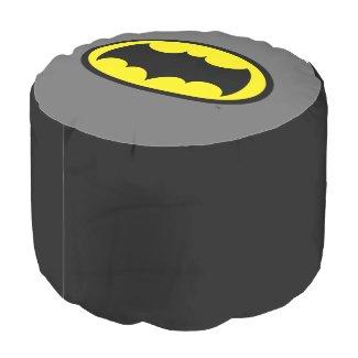 Batman Symbol Pouf
