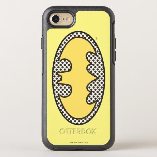 Batman Symbol | Showtime Logo OtterBox Symmetry iPhone SE/8/7 Case