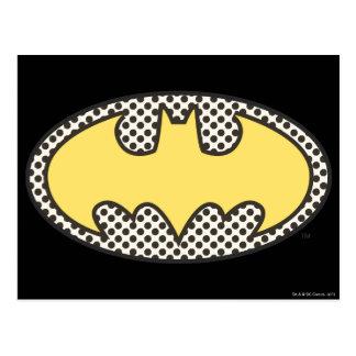 Batman Symbol | Showtime Logo Postcard