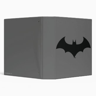 Batman Symbol | Simple Bat Silhouette Logo Binder