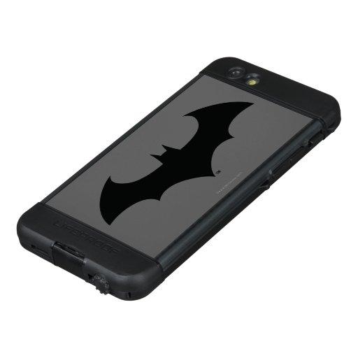 Batman Symbol | Simple Bat Silhouette Logo LifeProof NÜÜD iPhone 6s Case