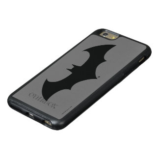 Batman Symbol | Simple Bat Silhouette Logo OtterBox iPhone 6/6s Plus Case