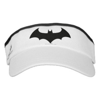 Batman Symbol | Simple Bat Silhouette Logo Visor