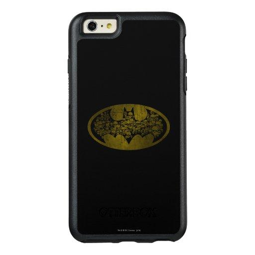 Batman Symbol | Skulls in Bat Logo OtterBox iPhone 6/6s Plus Case