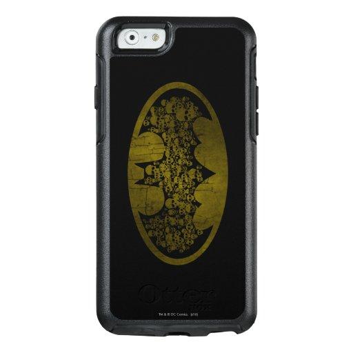 Batman Symbol | Skulls in Bat Logo OtterBox iPhone 6/6s Case