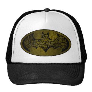 Batman Symbol | Skulls in Bat Logo Trucker Hat