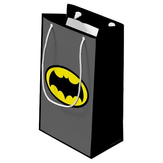 Batman Symbol Small Gift Bag Zazzle