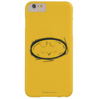 Batman Symbol | Spray Faded Logo Barely There iPhone 6 Plus Case