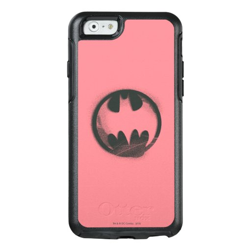 Batman Symbol | Spray Symbol Logo OtterBox iPhone 6/6s Case