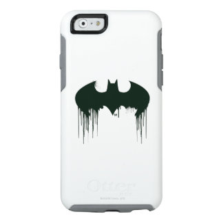 Batman Symbol | Spraypaint Logo OtterBox iPhone 6/6s Case