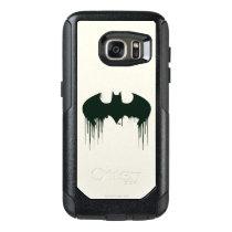 Batman Symbol   Spraypaint Logo OtterBox Samsung Galaxy S7 Case