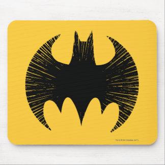 Batman Symbol | Streak Logo Mouse Pad