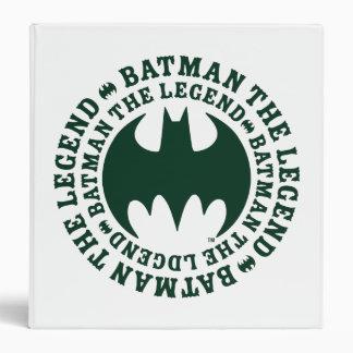 Batman Symbol | The Legend Logo Binder