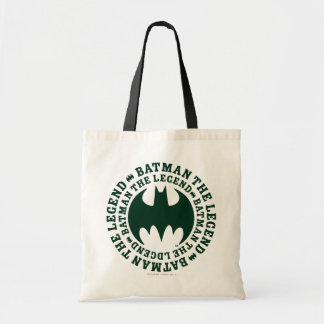 Batman Symbol | The Legend Logo Tote Bag