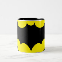 vintage, retro, batman symbol, batman, bat man, 1966 batman, 60's batman, batman action callout, action words, fighting sound effect words, punching sounds, adam west, burt ward, batman tv show, batman cartoon graphics, super hero, classic tv show, Mug with custom graphic design