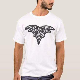 Batman Symbol | Urban Black White Logo T-Shirt