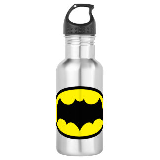 Batman Symbol Water Bottle