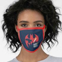 Batman The Dark Knight Bat Logo Face Mask